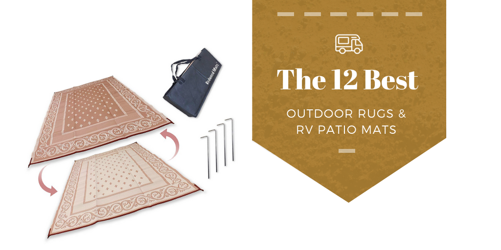 Outdoor Rugs Patio Mats For Your Rv